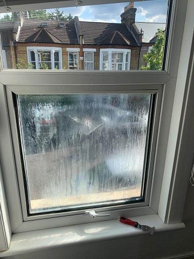 Misted Windows Chislehurst